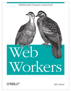 Web Workers - The book