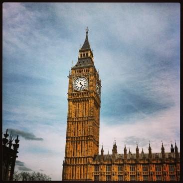 London vis a vis Finance