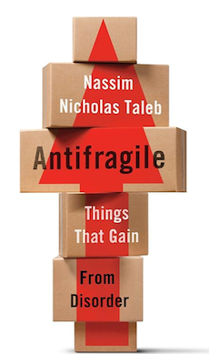 Anti-fragility book