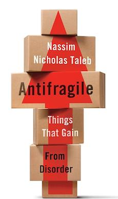 Anti-fragility book