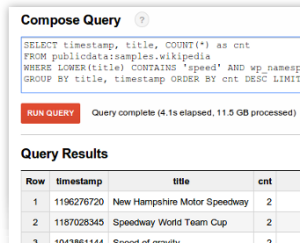 Upload Data To BigQuery With A Smile | Ido Green