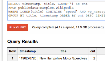 Big Query Power With JavaScript   Ido Green