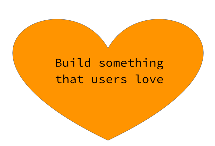 Build something people love